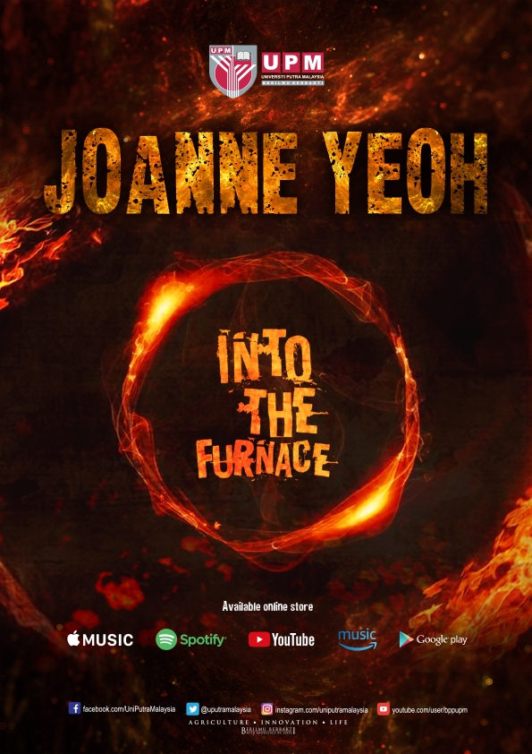 Joanne Yeoh 'Into The Furnace'